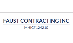 faust contracting logo